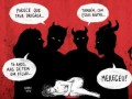 В Бразилии 30 мужчин изнасиловали 16-летнюю девочку