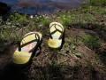 В Италии туристам запретили ходить в шлепанцах