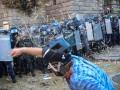 Массовые протесты в Болгарии. Фоторепортаж