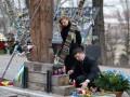 Президент Зеленский с женой почтили память Героев Небесной Сотни