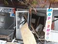 В Киеве разгромили МАФы возле метро Политехнический институт