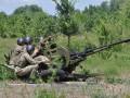 Украинские военные заняли новые позиции на Донбассе - волонтер