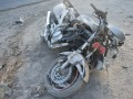 На Волыни мотоцикл влетел в грузовик, погибли два человека