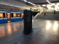 ЧП в столичной подземке: мужчина упал на рельсы