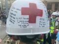 В Гонконге переняли революционные лозунги Украины