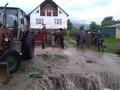 На Прикарпатье оценили ущерб от паводка
