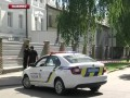 Авто полтавского террориста ведет заложник-коп, едут поселковыми дорогами