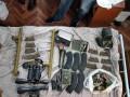 СБУ блокировала незаконный оборот оружия в четырех областях