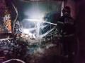 В Киеве произошел взрыв в гараже: Разрушена стена, сгорел автомобиль