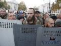Организаторы протестов готовят силовой переворот - Луценко