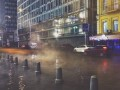 В центре Киева прорвало трубу