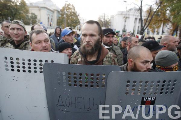 Луценко: Право на мирный протест не означает права на подготовку силового переворота