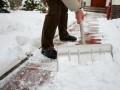 Украинский рынок труда охватил снегоуборочный бум
