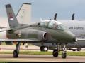 В Сербии разбился военный самолет: есть жертвы