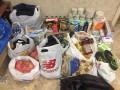 Крымчане собрали в помощь украинским морякам продукты, одежду и деньги