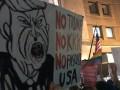 Не мой президент: В Вашингтоне произошли столкновения