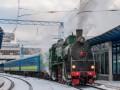 В Киеве запустят ретро-поезд