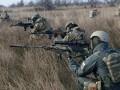 В преддверии перемирия на Донбассе ранены пятеро