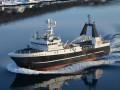 Вблизи Норвегии тонет судно с 14 людьми на борту