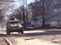 Силовики провели зачистку Красногоровки Донецкой области