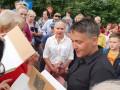 За Савченко проголосовали восемь человек