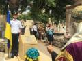 В Египте установили памятный крест в честь украинского адмирала