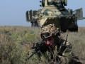 Украинские десантники учились отбивать врага с моря