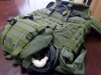 Часть рюкзаков Авакова пошили в тюрьмах за 60-130 грн - САП