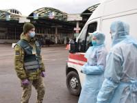 Трое украинцев пытались сбежать из самоизоляции за границу