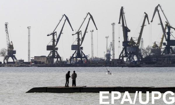 Часть Азовского моря перекрыта из-за учений РФ