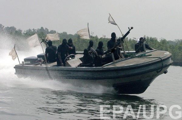 Пираты атаковали нефтехимический танкер Stolt Apal