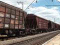 В Киеве на крыше товарного поезда погиб мужчина