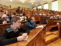 Две тысячи студентов приняли участие во Всеукраинском конкурсе