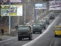AP: В подконтрольных сепаратистам зонах Донбасса идут перемещения техники