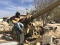 В Алеппо местным жителям раздали георгиевские ленты