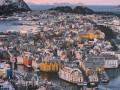 Порошенко с семьей рыбачит в Норвегии - СМИ