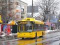 Как будет ходить транспорт в Киеве на Новый год