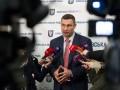 Кличко уволил главу Департамента транспортной инфраструктуры Киева