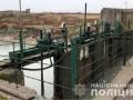 Насосная станция на Херсонщине снабжала сырьем завод в Крыму