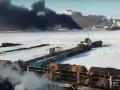 На базе подлодок во Владивостоке произошел пожар