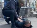 В Киеве за взятку задержали начальника отдела криминальной полиции