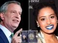 Дочь мэра Нью-Йорка арестовали за участие в протестах