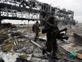 В аэропорту Донецка опять начался бой - СМИ