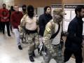 В РФ выдвинули обвинения 18 украинским морякам
