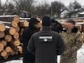 В Житомирской области чиновники украли почти две тысячи кубов леса