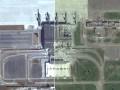 До и после войны: Донецкий аэропорт показали из космоса