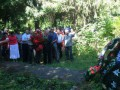 После визита Симоненко националисты ликвидировали памятную доску легендарному советскому партизану в Яремче