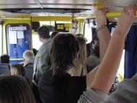 В киевской маршрутке пенсионер ножом ранил пассажира
