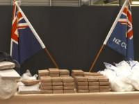 В Новой Зеландии изъяли самую крупную в истории страны партию кокаина