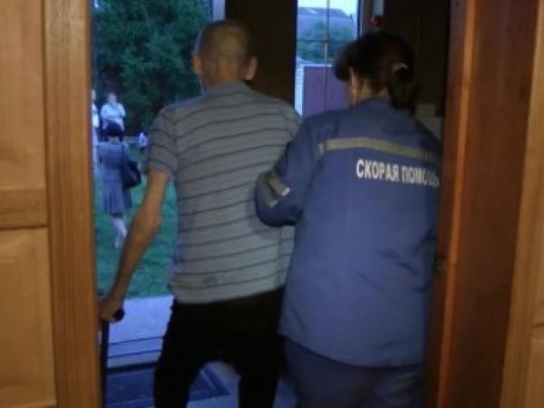 Во Владимирской области РФ в доме престарелых от